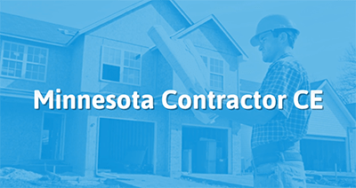 Minnesota Contractor CE Commercial