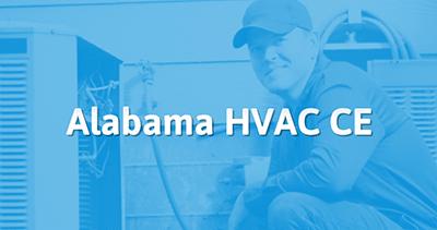 Alabama Hvac Continuing Education Online Tradesmance Com